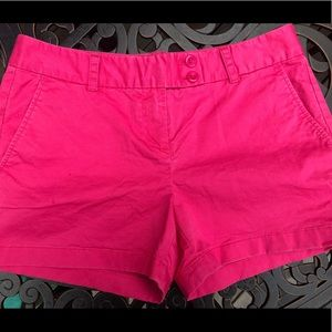 Vineyard Vines hot pink shorts! Amazing condition!